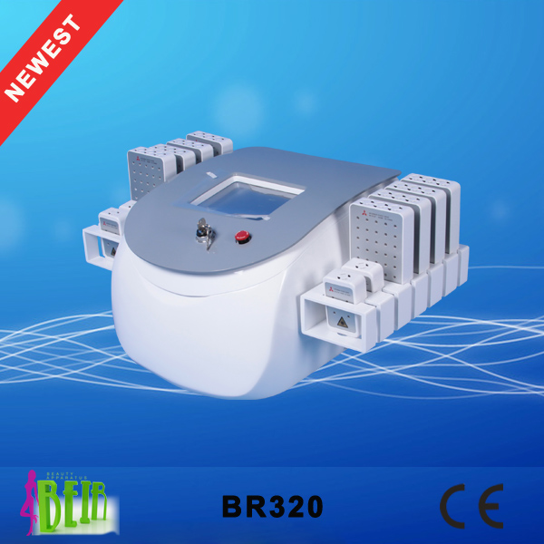 6650/ 980nm Beir 336 lipolaser body slimming fat reduction machine BR320