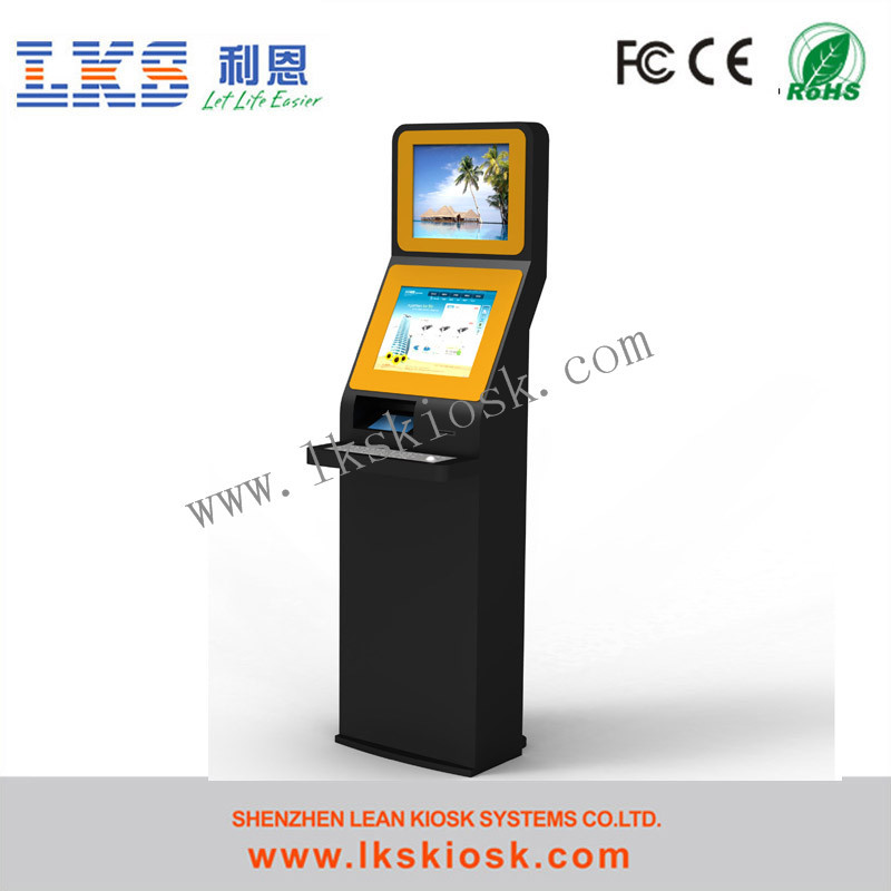 Retail Vending Machine Touch Screen Lcd Display With Dual Screen