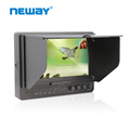 7 inch Screen Full HD SDI Field Camera LCD Monitor with YPBPR AV Input