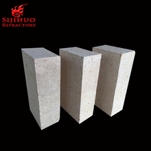 High temperature resistance and bulk density alumina bricks