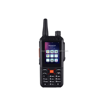android 3G WIFI Unlimited talk range digital walkie talkie phone With PTT Button, SOS and GPS