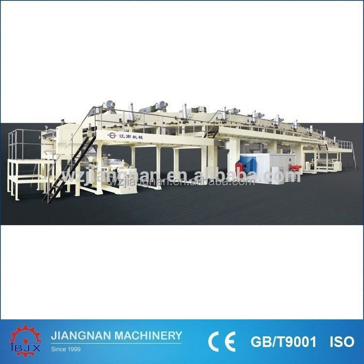 China Market Wax Coating Machine