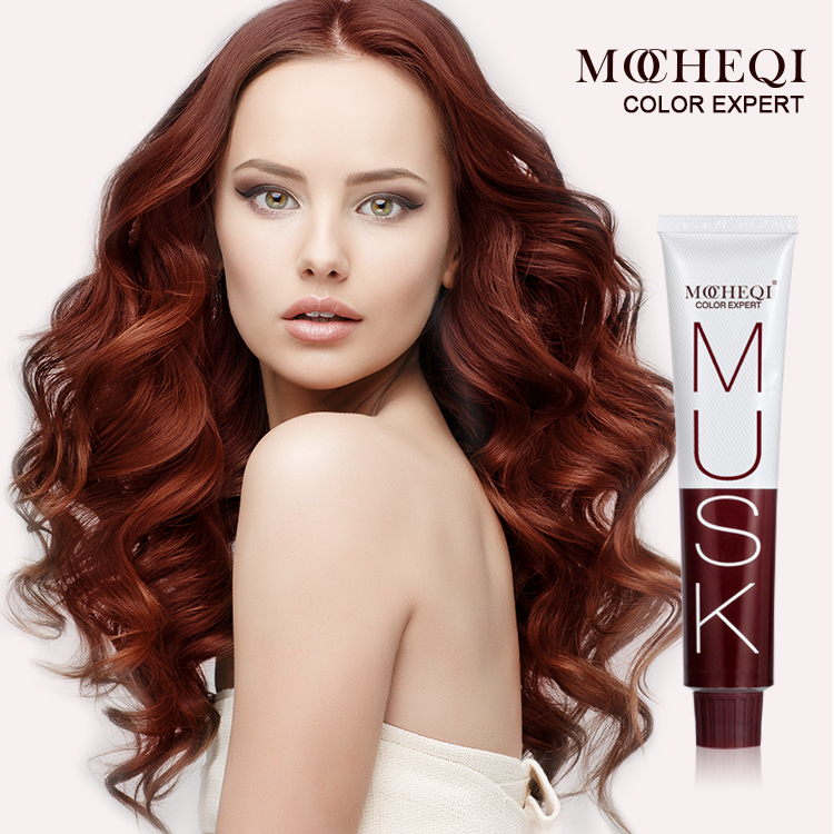 Free Sample wholesale 94 colors low ammonia hair color cream
