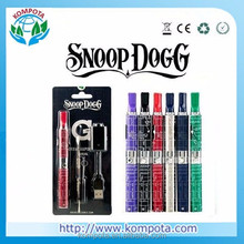 On sales !!!Snoop Dogg Blister Kits Dry Herb snoop dogg g pro Vaporizer pen E Cigarettes Healthy Herbal Vaporizer