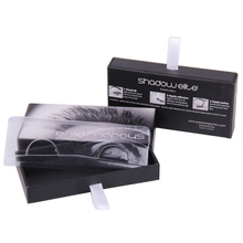 Customized empty drawer luxury private label false eyelash package box for eyelash packaging