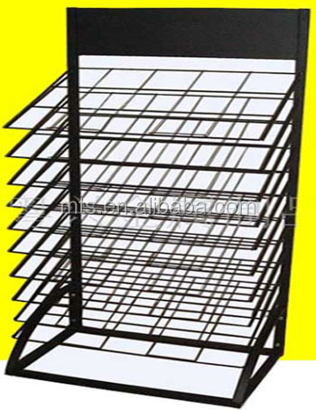 Rug Display stand / Carpet Sample Display Rack / Metal Fabric Hanging Display Stand