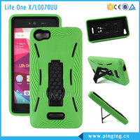 High Quality Heavy Duty Robot Case For Blu Life One X L0070U Combo Case