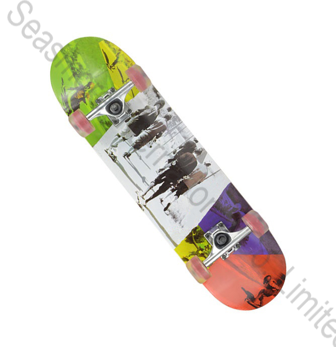 2016 top selling skateboards 31 inches dual kick skate decks nice drift skateboard whosale
