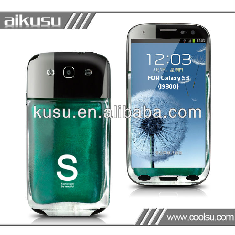 Hot sale 3m skin for samsung s3