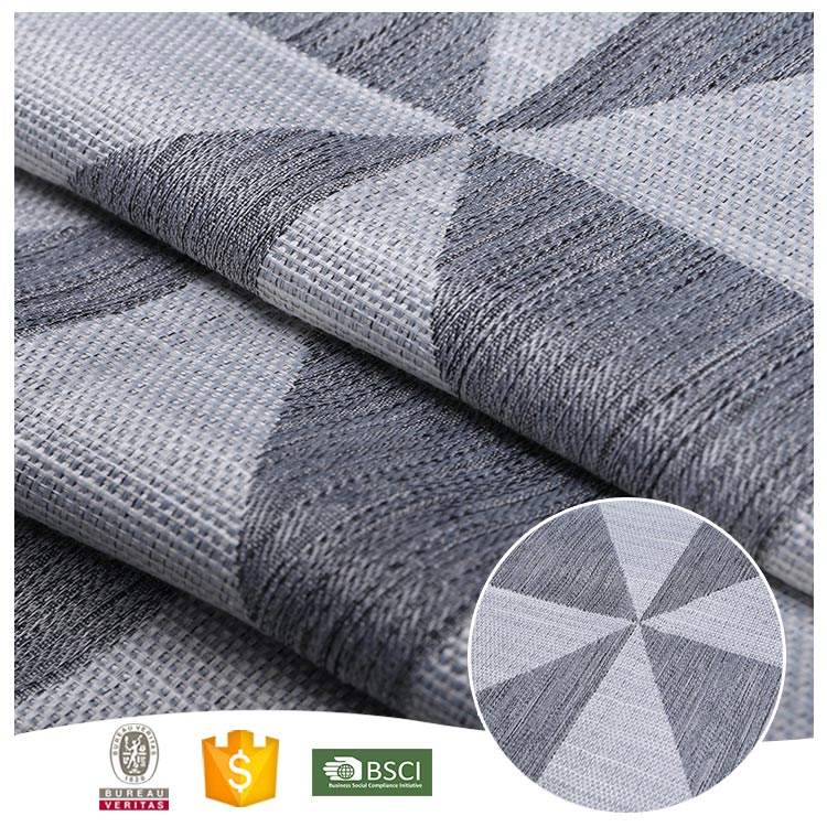 2017 Newest Famous Brand Leaves Pattern facts about polyester fabric