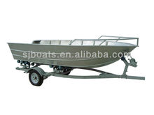 Cheap Aluminium Boat designs for fishing With High Quality and Low Price