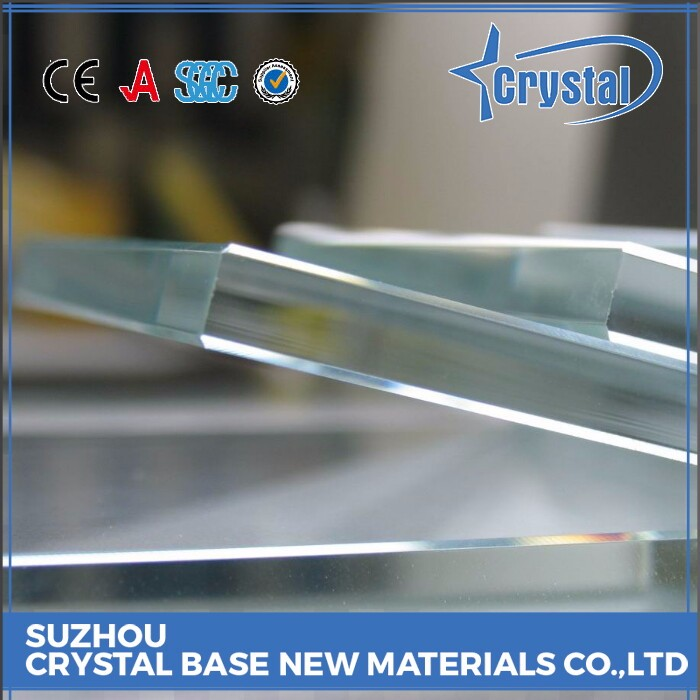 Export Oriented Supplier Custom Thickness Float Glass Factory In China