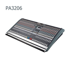 GLAY PA3206 32channels professional audio mixing console