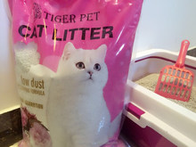 High quality royal cat litter
