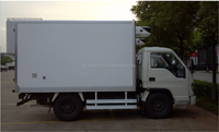 FOTON 5 TONS refrigerated box truck