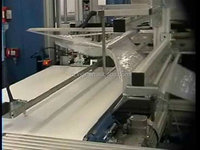 Packaging line Full Automatic packing machinery for bitumen waterproofing membrane