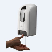 ADA compliance hand liquid soap dispenser for alcohol gel dispenser