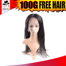 Top Quality 100 Human Hair Long Blonde Wig,brazilian hair Blonde Full Lace Wig
