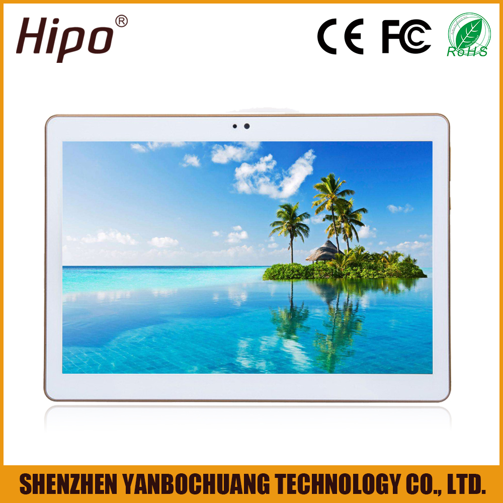 Hipo 10 Inch <strong>Android</strong> Tablet Pc 3G Phablet Quad Core With Two Sim Card Slots