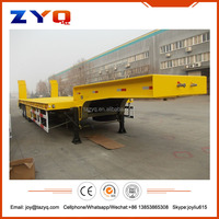 2016 New 60ton Low Loader Trailer