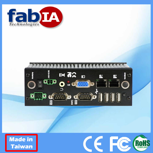 FX5326 , Fanless Mini industrial computer