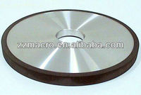 350mm 1A1 Good Polish Resin Bonded Diamond Grinding Wheel for HSS WITH WATER