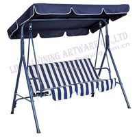 3 PERSON SEATER CHEAPER OUTDOOR SWING CHAIR