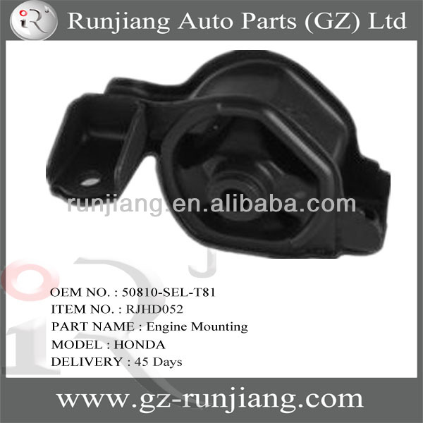 Engine Mounting For Honda Car 50810-SEL-T81