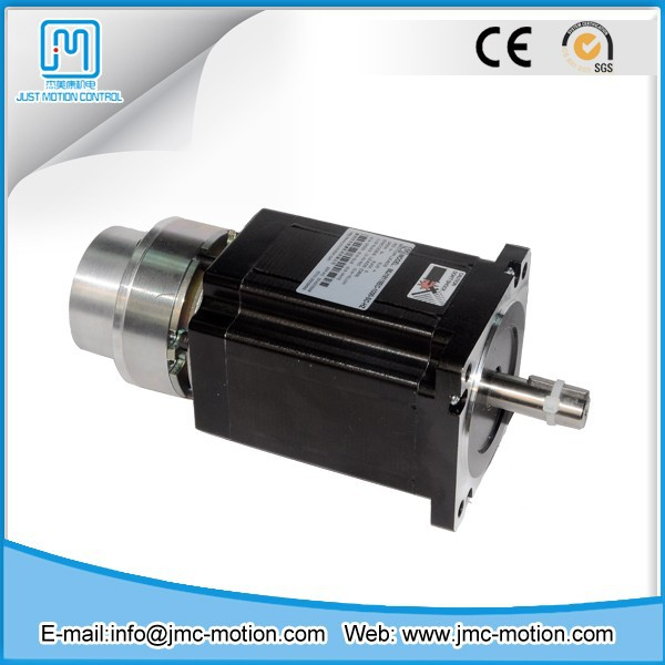 origianl factory JMC produced 86mm step motor for closed loop system with brake
