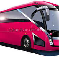 Best Quality Luxury Bus Prototype Design