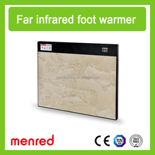 menred ce marble healthy far infrared electric heaters foot warmer for winter