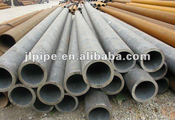 DIN 1629/4 St52.4 low alloy SMLS steel pipe