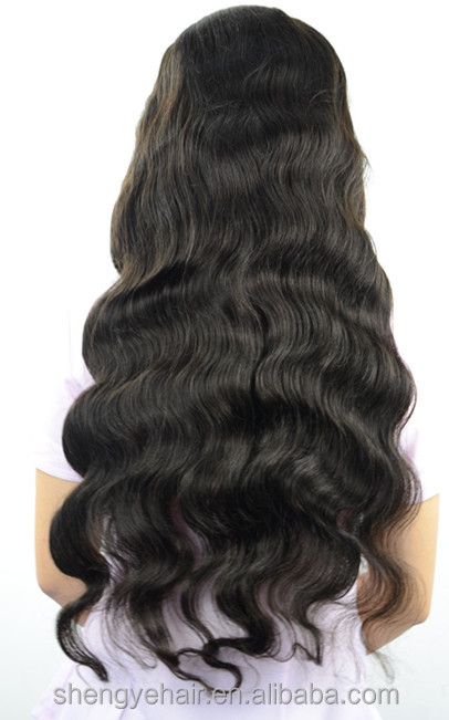Angelbella Fully Hand Braided Lace Front Wig 100% Brazilian Lace Front Wig For Black Man
