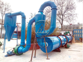 Low energy rotary dryer for sale / wood chip rotary dryer / rotary dryer for low price