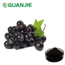 100% Natural Water Soluble Black Currant Extract Flavour Powder