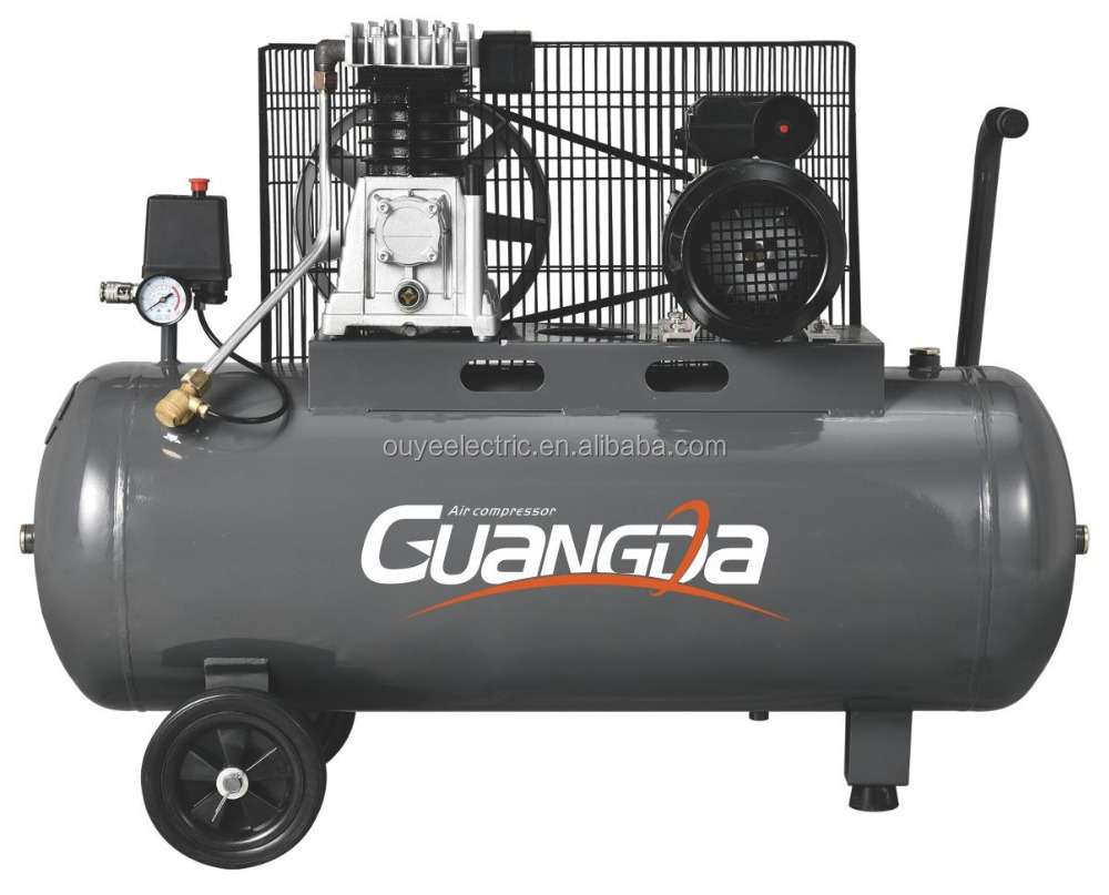 Chinese Top Supplier hot 3HP 100L Italy Air Compressor GHB2065