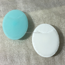 Free sample cleansing silicone facial <strong>brush</strong> wholesale