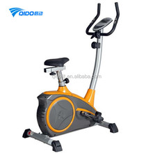 Home Gym Indoor Magnetic Upright Exercise Bike Fitness Bicycle Trainer
