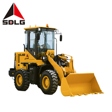 Earth Moving Machinery LG918 wheel horse front end loader zl 16