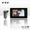 New waterproof recording function room to room video door phone intercom door bell