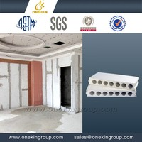 onekin environmental and heat insulation mgo board disco interior wall panel