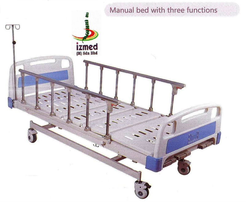 three function hospital bed