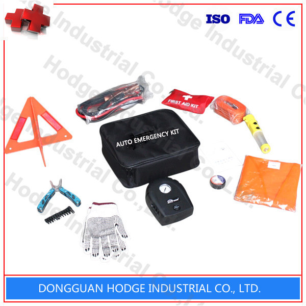 Premium auto first aid kit Car emergency kit Road assistant kit