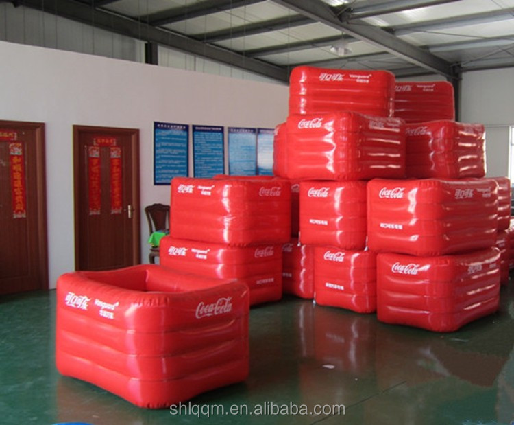 mini inflatable swimming pool equipment for commercial