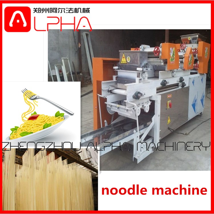 Saving energy Commercial Automatic Industrial Roller Ramen Fresh Rice Noodle Making Machine