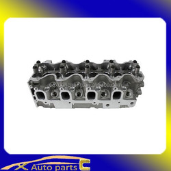 Auto parts for toyota cylinder head engine 2c