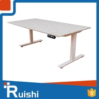 China ergonomic sit to stand rould table or desk