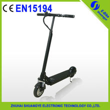 New fashionable design electric scooter folding mini bike