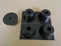 molded custom rubber component