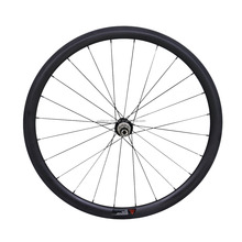 Hot sale chinese carbon wheels 700C carbon wheel 38mm clincher carbon road bike wheels